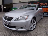 2010 LEXUS IS 2.2 220D SE-I 4d 175 BHP £7995.00