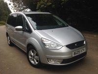 2009 FORD GALAXY 2.0 ZETEC TDCI 5d AUTO 140 BHP £5490.00