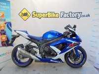 USED 2008 08 SUZUKI GSXR600  GOOD & BAD CREDIT ACCEPTED, OVER 500+ BIKES