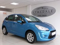 USED 2010 60 CITROEN C3 1.4 VTR PLUS HDI 5d 68 BHP Great Looking Car In Excellent Overall Condition & Full Dealer History