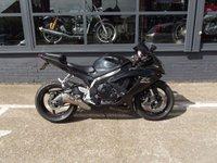 2009 SUZUKI GSXR750 K8  £5250.00