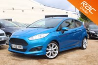 USED 2013 63 FORD FIESTA 1.6 ZETEC S TDCI 3d 94 BHP Bluetooth, Rear Parkig Aid & more