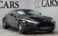 USED 2009 09 ASTON MARTIN VANTAGE 4.3 V8 3d 380 BHP FULL ASTON HIST JUST SERVICED