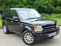 USED 2008 58 LAND ROVER DISCOVERY 2.7 3 TDV6 SE 5d AUTO 188 BHP FANTASTIC 7 SEAT 4 X 4