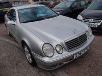2000 MERCEDES-BENZ CLK 3.2 CLK320 AVANTGARDE 2d AUTO 218 BHP £995.00