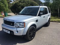 USED 2012 61 LAND ROVER DISCOVERY 3.0 4 SDV6 GS 5d AUTO 255 BHP FACELIFT MODEL 2 OWNER WITH FSH 8 SPEED AUTO