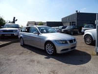 USED 2007 56 BMW 3 SERIES 2.0 320I SE 5d 148 BHP 2 PREVIOUS OWNERS 8 SERVICE STAMPS 2 KEYS SERVICED AT 17347M 34660M 51825M 61971M 79705M 91912M