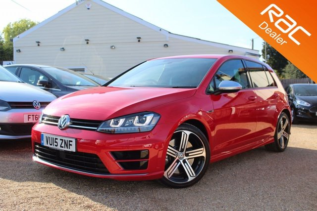 View our 2015 15 VOLKSWAGEN GOLF 2.0 R DSG 5d AUTO 298 BHP