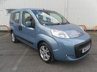 USED 2013 13 FIAT QUBO 1.2 MULTIJET MYLIFE 5d 75 BHP