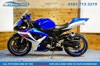 2007 SUZUKI GSXR600 GSXR 600 K7 - Super low miles! £4995.00