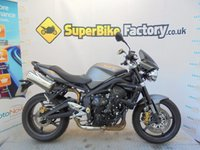 USED 2009 59 TRIUMPH STREET TRIPLE R 675 GOOD & BAD CREDIT ACCEPTED, OVER 300+ BIKES
