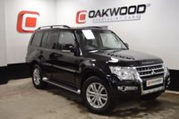 USED 2015 65 MITSUBISHI SHOGUN 3.2 DI-D SG3 5d AUTO 187 BHP *ONLY 11K MILES* BEST VALUE SG3 IN THE UK