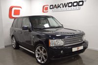 USED 2006 56 LAND ROVER RANGE ROVER 4.2 V8 SUPERCHARGED 5d AUTO 391 BHP FULL SERVICE HISTORY