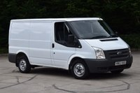USED 2012 62 FORD TRANSIT 2.2 280 5d 100 BHP FWD SWB EURO 5 LOW ROOF DIESEL PANEL VAN SPARE KEY, HEATED FRONT SCREEN