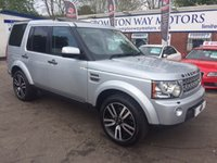 2009 LAND ROVER DISCOVERY 3.0 4 TDV6 HSE 5d AUTO 245 BHP £18995.00