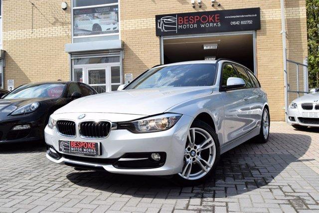2012 62 BMW 3 SERIES 320D SPORT TOURING MANUAL