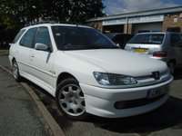 USED 2001 51 PEUGEOT 306 2.0 MERIDIAN HDI 5d 90 BHP 2 OWNER + NEW MOT ON SALE