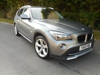USED 2010 10 BMW X1 2.0 XDRIVE18D SE 5d 141 BHP *Bluetooth, Leather, Climate control*