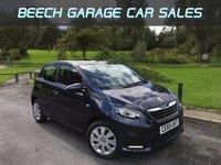 2015 PEUGEOT 108 1.0 ACTIVE 5d 68 BHP £5420.00