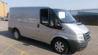 USED 2006 56 FORD TRANSIT 2.2 280 SWB LR 1d 85 BHP PART X NO VAT