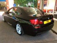 2012 BMW 5 SERIES 2.0 520D M SPORT 4d AUTO 181 BHP £11975.00