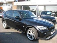 2011 BMW X1 2.0 SDRIVE20D SE 5d AUTO 174 BHP £SOLD