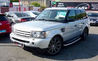 USED 2006 LAND ROVER RANGE ROVER SPORT 4.2 V8 SUPERCHARGED 5DR AUTO 385 BHP