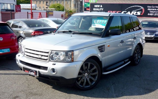 2006 LAND ROVER RANGE ROVER SPORT 4.2 V8 SUPERCHARGED 5DR AUTO 385 BHP