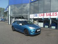 USED 2013 13 CITROEN DS3 1.6 E-HDI DSTYLE PLUS 3d 90 BHP £0 DEPOSIT, LOW RATE FINANCE ANYONE, DRIVE AWAY TODAY!!