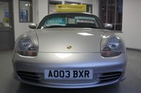 2003 PORSCHE BOXSTER 2.7 SPYDER 2d 228 BHP £7995.00
