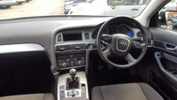 USED 2007 56 AUDI A6 2.0 TDI SE TDV 4d 140 BHP
