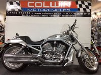 USED 2003 03 HARLEY-DAVIDSON VRSCA 1130cc VRSCA V-ROD  HD 100TH ANNIVERSARY EDITION!!!