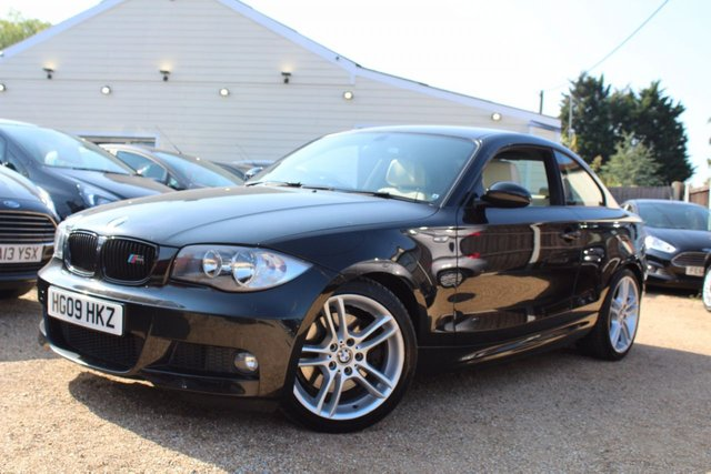 View our 2009 09 BMW 1 SERIES 2.0 123D M SPORT 2d 202 BHP