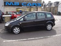 USED 2007 07 FORD C-MAX 1.6 C-MAX LX 5d 100 BHP 1 YEARS MOT