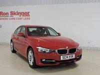 USED 2014 14 BMW 3 SERIES 2.0 320I SPORT 4d 181 BHP