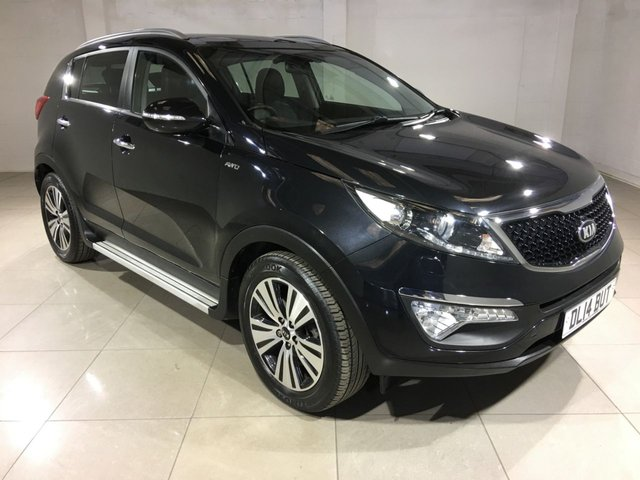 View our 2014 14 KIA SPORTAGE 2.0 CRDI KX-3 5d 134 BHP