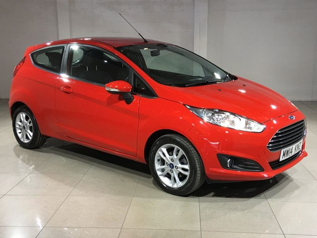 View our 2014 14 FORD FIESTA 1.2 ZETEC 3d 81 BHP