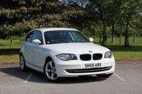 2009 BMW 1 SERIES 2.0 116D SPORT 3d 114 BHP £6980.00