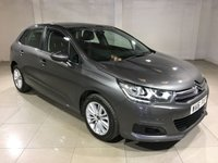 USED 2016 16 CITROEN C4 1.6 BLUEHDI FEEL 5d 98 BHP