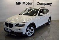 USED 2012 62 BMW X1 2.0 XDRIVE18D SE 5d 141 BHP