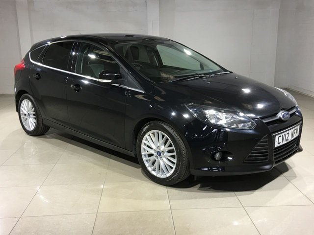 View our 2012 12 FORD FOCUS 1.6 ZETEC TDCI 5d 113 BHP