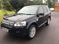 USED 2011 61 LAND ROVER FREELANDER 2.2 SD4 HSE 5d AUTO 190 BHP TOP SPEC FACELIFT  HSE AUTO WITH FULL LANDROVER SERVICE HISTORY