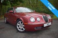 2005 JAGUAR S-TYPE 2.5 V6 SE 4d AUTO 201 BHP £3490.00