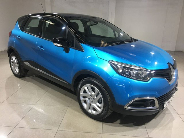 View our 2016 66 RENAULT CAPTUR 1.5 DYNAMIQUE MEDIANAV ENERGY DCI S/S 5d 110 BHP