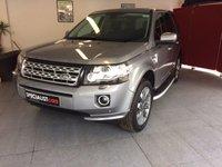 2014 LAND ROVER FREELANDER 2.2 SD4 METROPOLIS 5d AUTO 190 BHP £24495.00