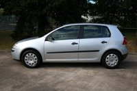 USED 2007 57 VOLKSWAGEN GOLF 1.9 S TDI 5d 103 BHP BLUETOOTH AIR CON