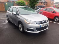 USED 2012 12 CITROEN C4 1.6 VTR HDI 5d 91 BHP £20 ROAD TAX!!...EXCELLENT FUEL ECONOMY!!..LOW CO2 EMISSIONSFULL HISTORY...ONLY 8973 MILES FROM NEW!!