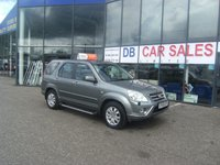 USED 2005 55 HONDA CR-V 2.2 I-CTDI EXECUTIVE 5d 138 BHP