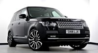 USED 2014 14 LAND ROVER RANGE ROVER 3.0 TDV6 Vogue SE 4x4 5dr Auto Elec Pan Roof, Hot/Cold Seats