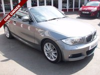 USED 2011 11 BMW 1 SERIES 2.0 120D M SPORT 2d 175 BHP